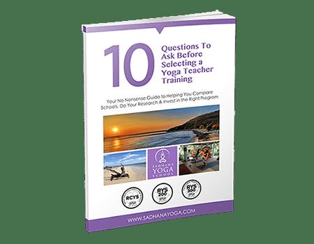 top 10 questions yoga teacher training