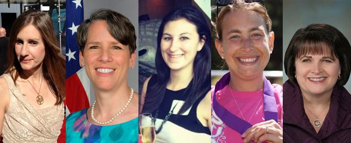 Five Women to Watch 2014