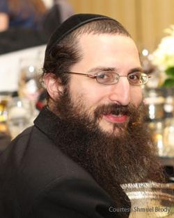 Rabbi Shmuel Brody.