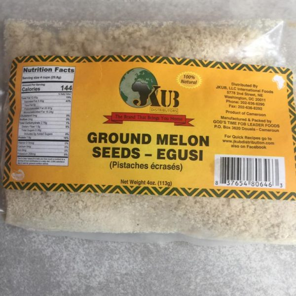 Ground melon