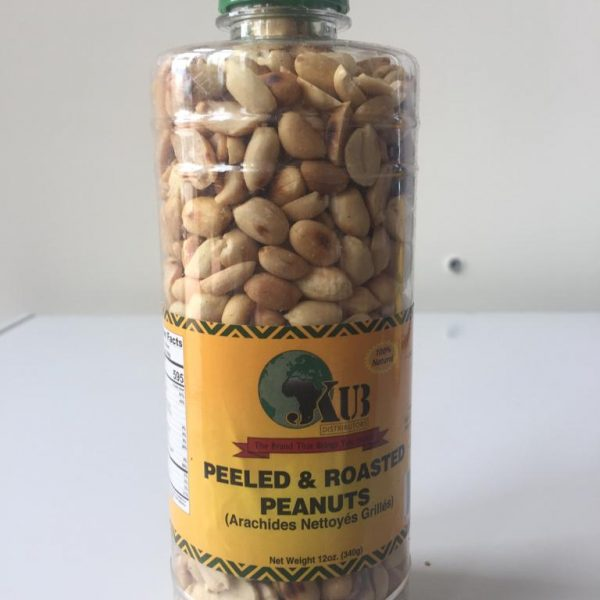 Pealed Roasted Peanut