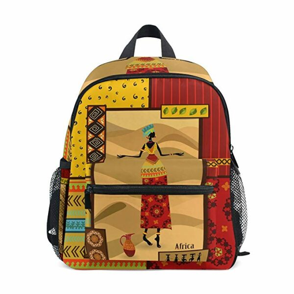 African Prink Backpack (Kids)
