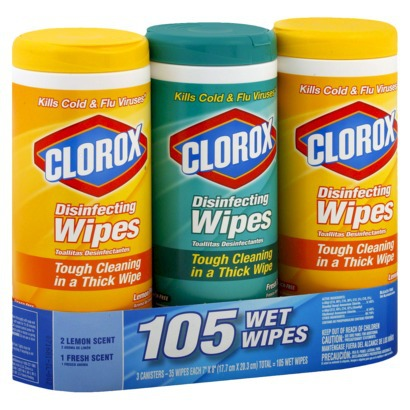 Clorox-Wipes