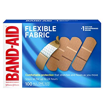 J&J Band Aid Flexible