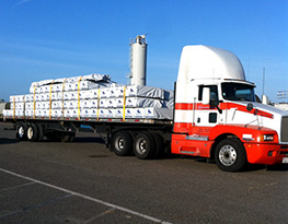 Advanced Logistics and Distribution Systems - Truckload and LTL Services