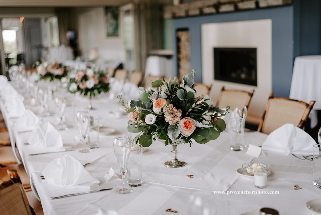 Sandiper Fireplace set table