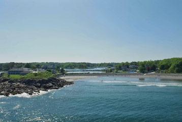 Ocean Harbor View