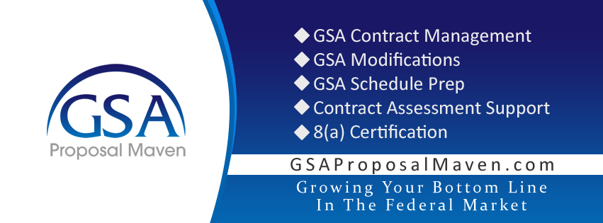 GSA Schedules MAS Consolidation