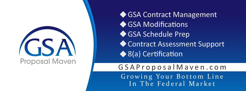 GSA Schedules MAS Consolidation