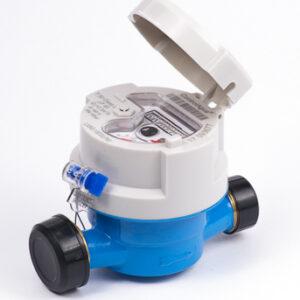 Medidor Velocidad chorro unico R160 1/2″ Preequipado metalico