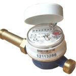 Medidor tipo Velocidad R160 1/2″ preequipado  para Bogota  aceptado EAAB