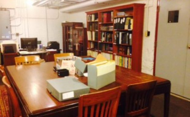 EHC Research Room and Archive temporarily closed starting 11/20/2020