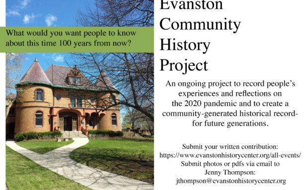 Evanston Community History Project (ongoing)