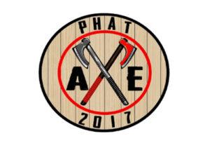 Shoppes at Zion Phat Axe Logo