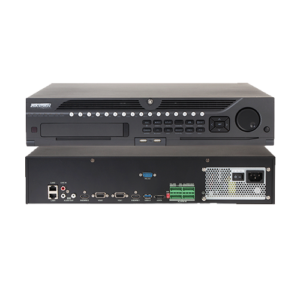 NVR 32 CANALES HIKVISION – 4K – 12MP – DS-9632NI-I8