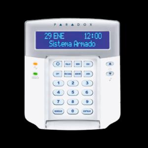 TECLADO 32 CARACTERES LCD PARADOX - K32LCD
