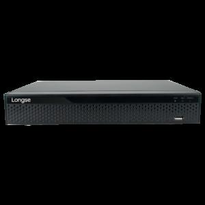 GRABADOR NVR LONGSE 25 CANALES 4K IP NVR3625DB
