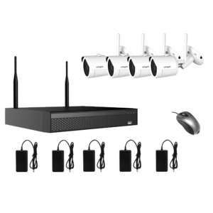 KIT CCTV WIFI NVR 2MP 4CH WIFI3608DE4SW200 KIT-20