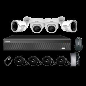 KIT CCTV LONGSE XVR 2MP 4CH XVRDA2004D4MH200 KIT-2