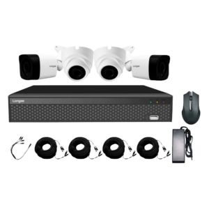 KIT CCTV LONGSE XVR 2MP 4CH XVRDA2004D4PH200 KIT-1
