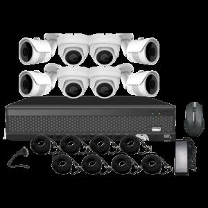 KIT CCTV LONGSE XVR 5MP 4CH XVRDA2108HD8MH500 KIT-18