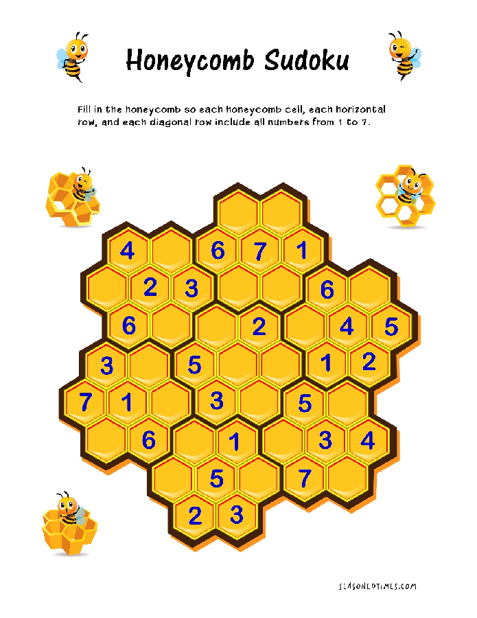 SudokuHoneycomb3202