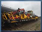 Rail Deployment Unloader