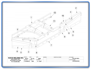 Wing Model 925 Schematic