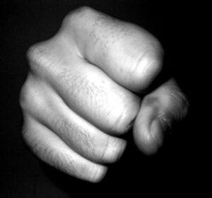 Anger can be destructive