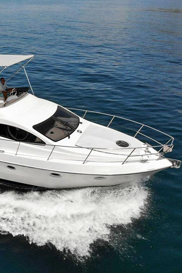 Azimut 39 Yacht Charter Marbella