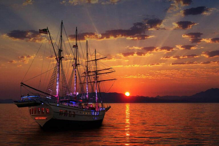 Sunset Cruise Marbella