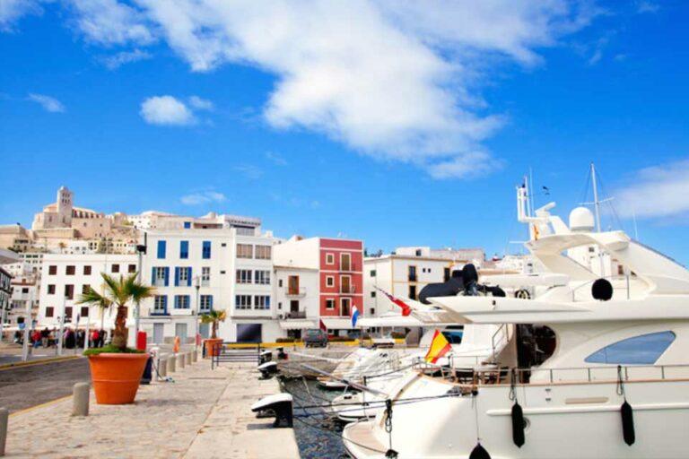 Boat Trips to Ibiza from Puerto Banus, Marbella