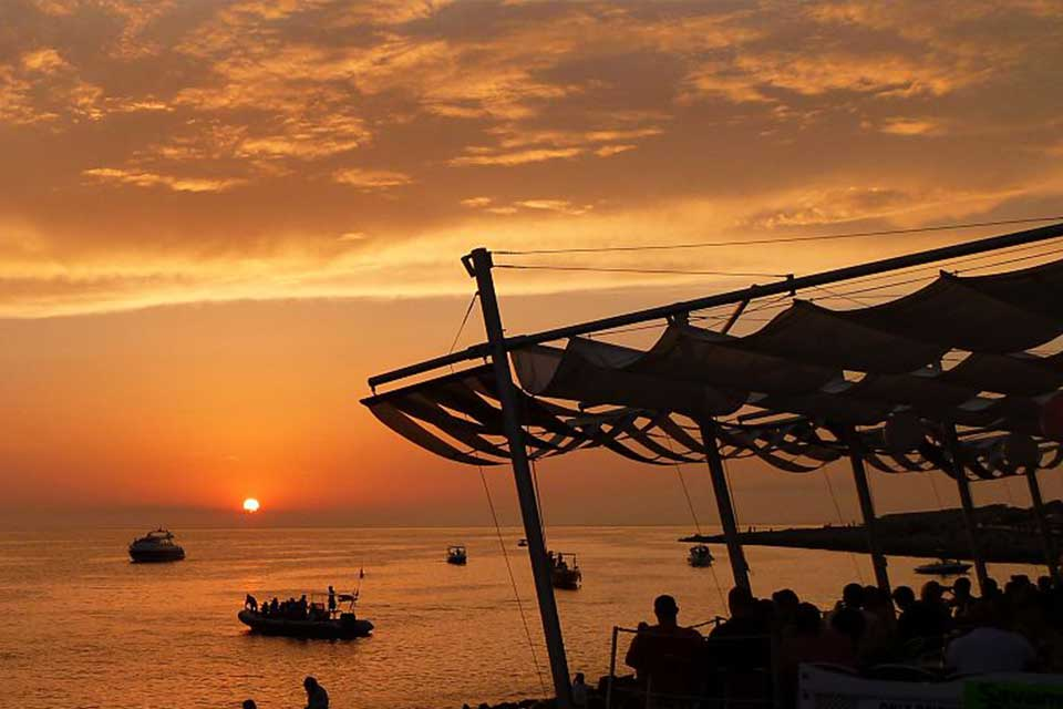Watch Sunset on Ibiza