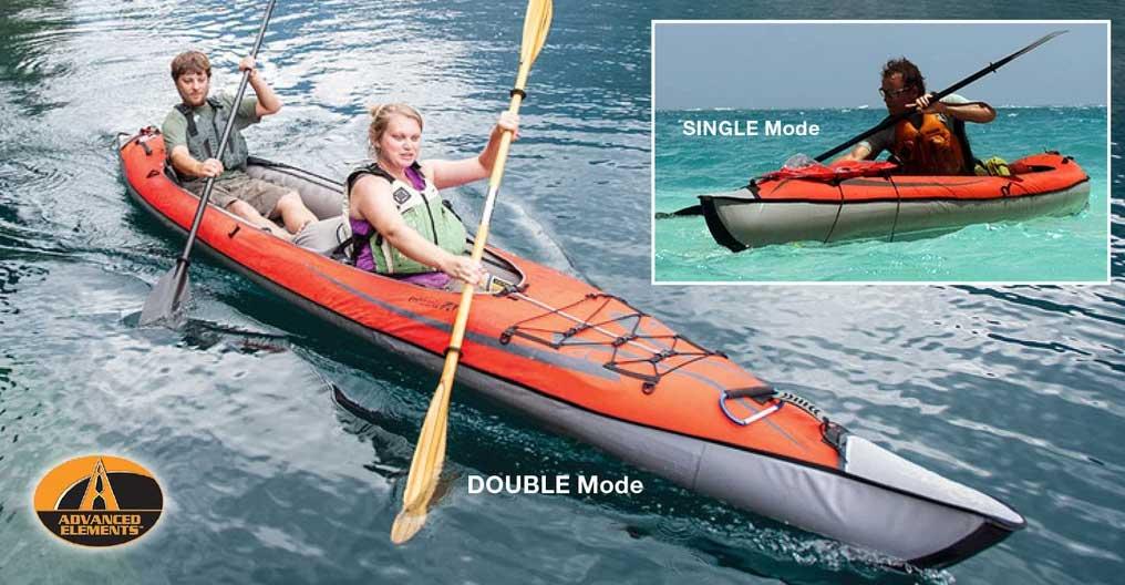 Advanced Elements Advanced Frame Sport Inflatable Kayak
