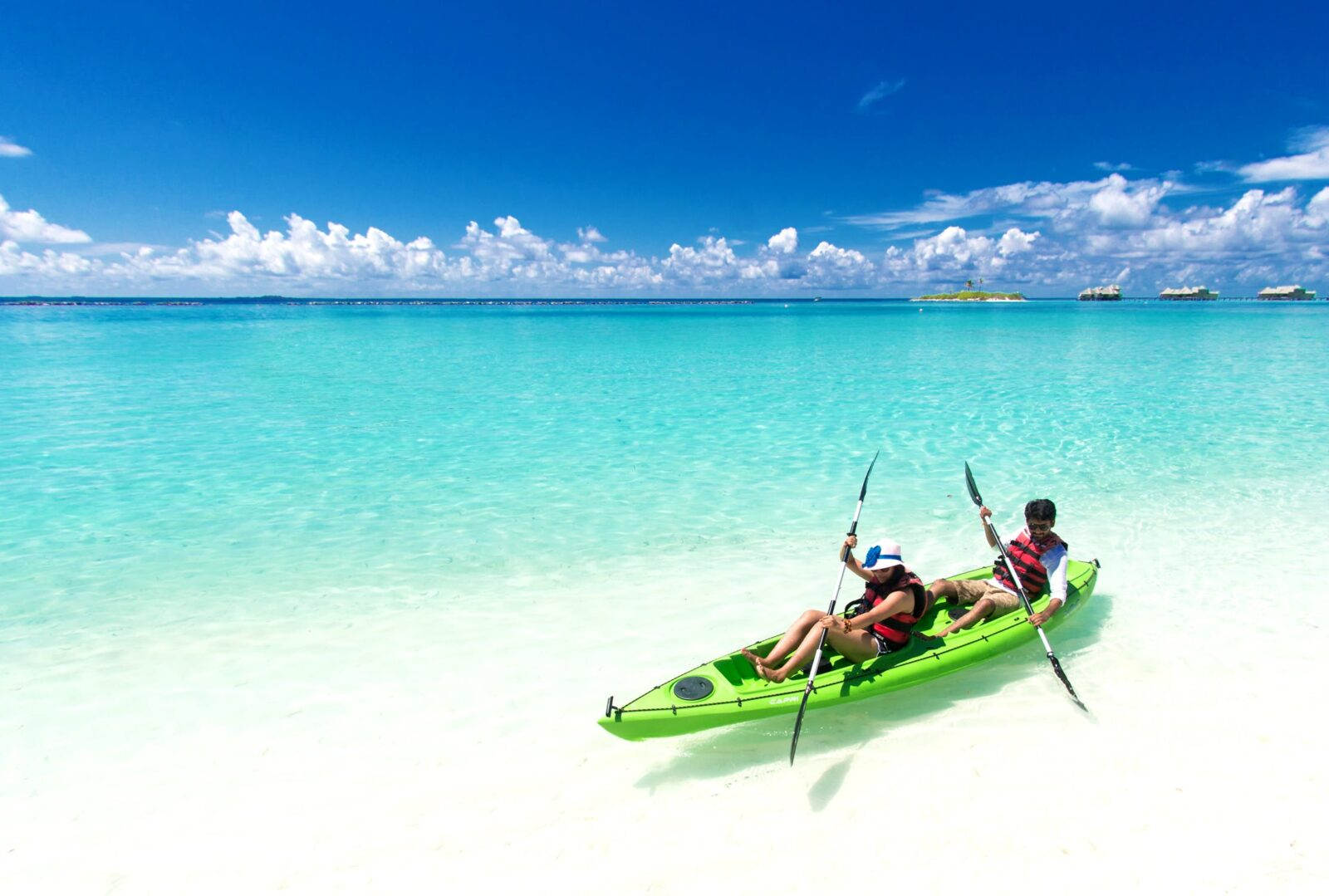 Inflatable Sea Kayak & Canoe