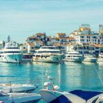 Puerto Banus Marina (Boat Photos)