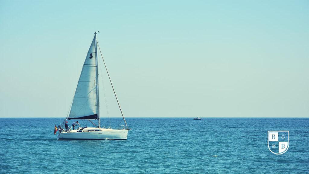 Sailing Boats in Puerto Banus