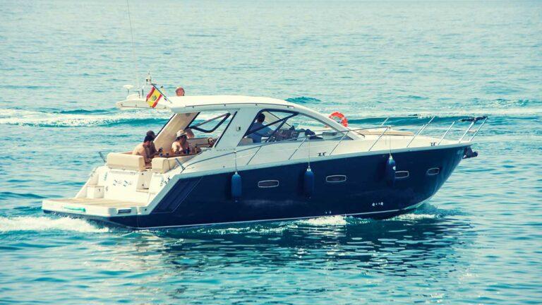Rent a boat Marbella