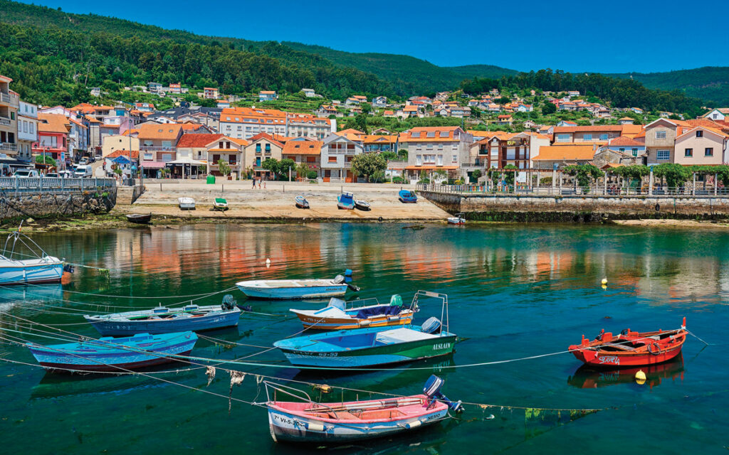 Sailing Galicia: Exploring the enchanting rias of North-West Spain