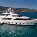 33m Benetti motor yacht ORSO 3 offering up to 25% charter discount in Spain