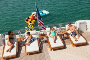 American yacht charter holidays in 2020