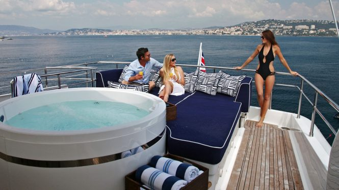 Motor yacht ASHA offers unforgettable charter vacations in Croatia