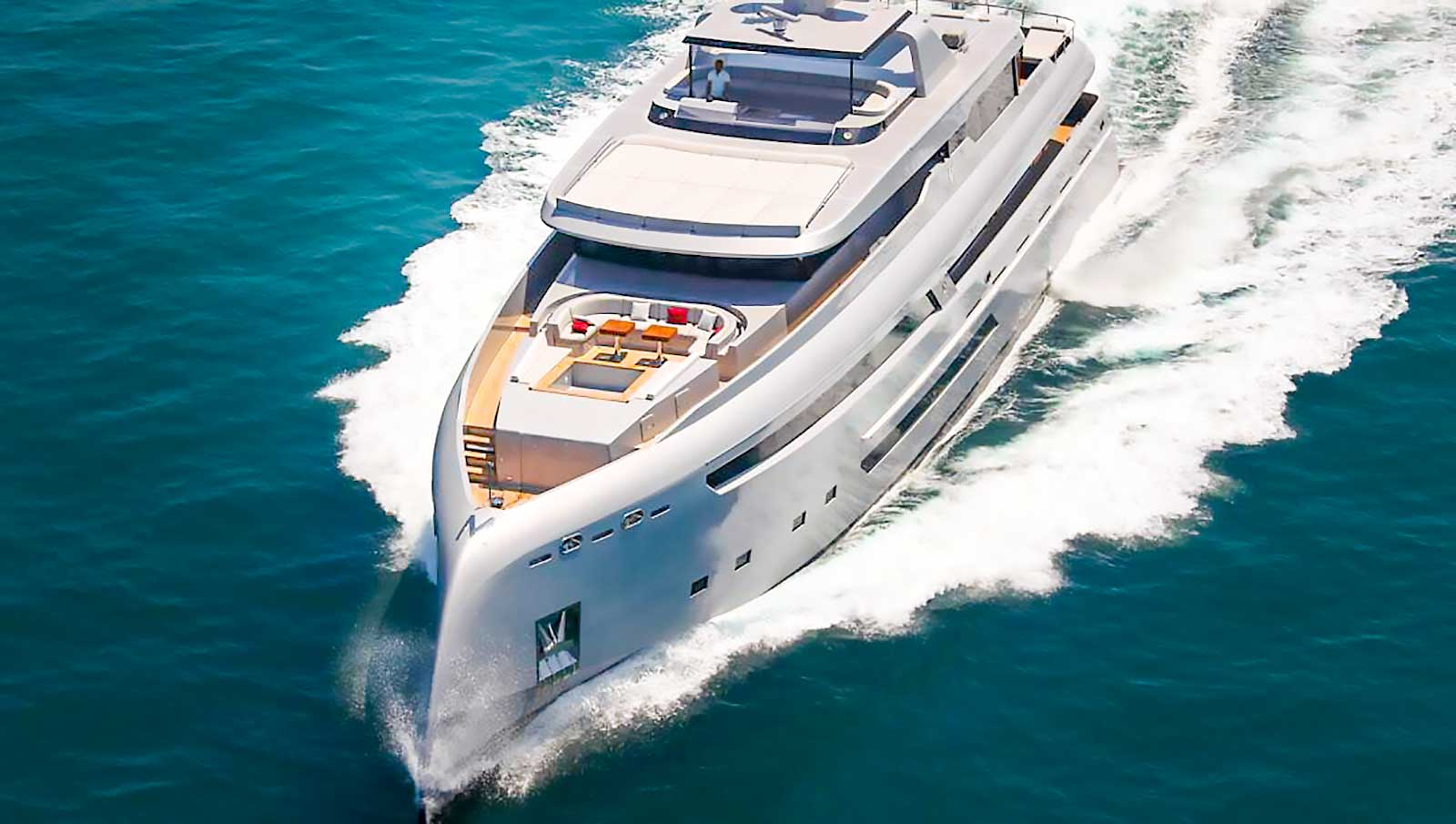 50m motor yacht OCEAN CLUB offering reduced rate in the Bahamas