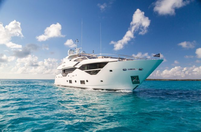 Sunseeker 116 yacht SEDATIVE