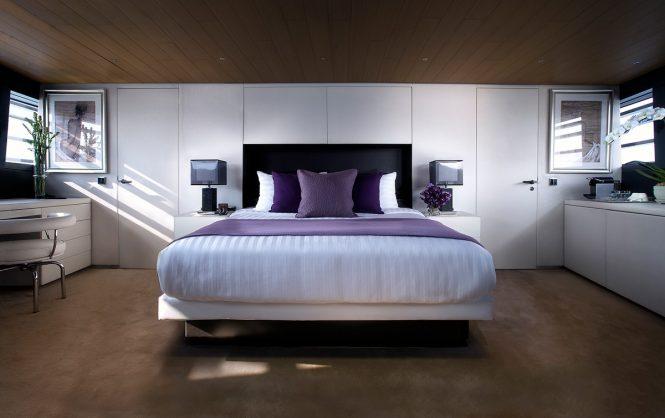 Modern luxury accommodation