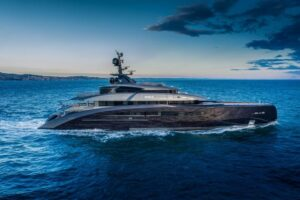 CRN delivers 62-metre motor yacht VOICE