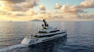 50m Superyacht LEL delivered to her owner