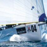 5 expert sailing tips: How to gain an advantage downwind with asymmetric trim