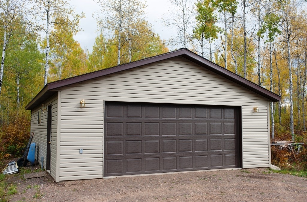 "2 Car Garage with ""LOMA"" Upgrade"