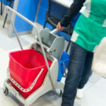 Sanitization service image - protect for schools and businesses